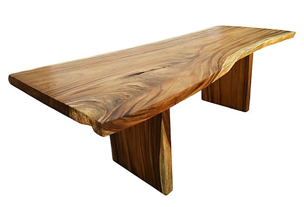 Acacia Dining Table On From Asian Art Imports