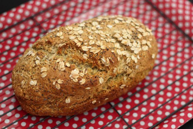 Oat Soda Bread | JE SUIS ALIMENTAGEUSE | Breads | Pinterest