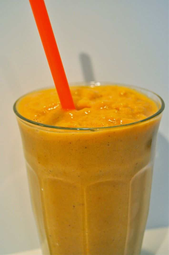 Protein Pumpkin Smoothie. | FOOD :) | Pinterest