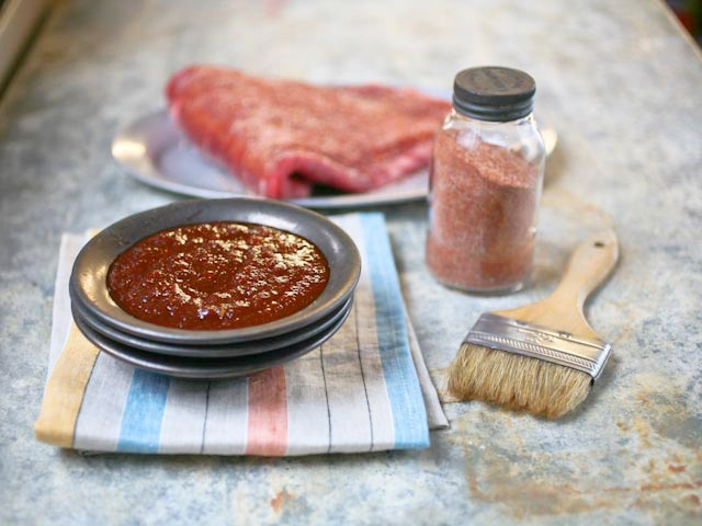 Smoky BBQ Sauce from CookingChannelTV.com