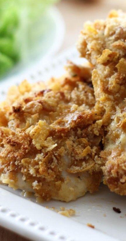 Ranch Crispy Chicken Recipe — Dishmaps