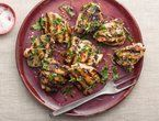Lemon and Herb Marinated Grilled Chicken Thighs | Recipe