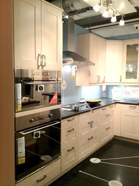 Cuisine Moderne Vert Anis : Creative Cain Cabin Ikea Kitchen Tour
