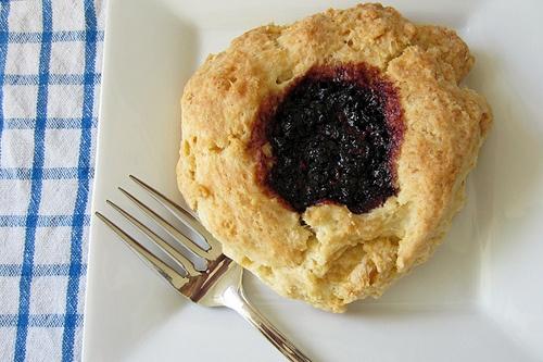 Eat Dessert Like the President - Grand Central Bakery Jammers