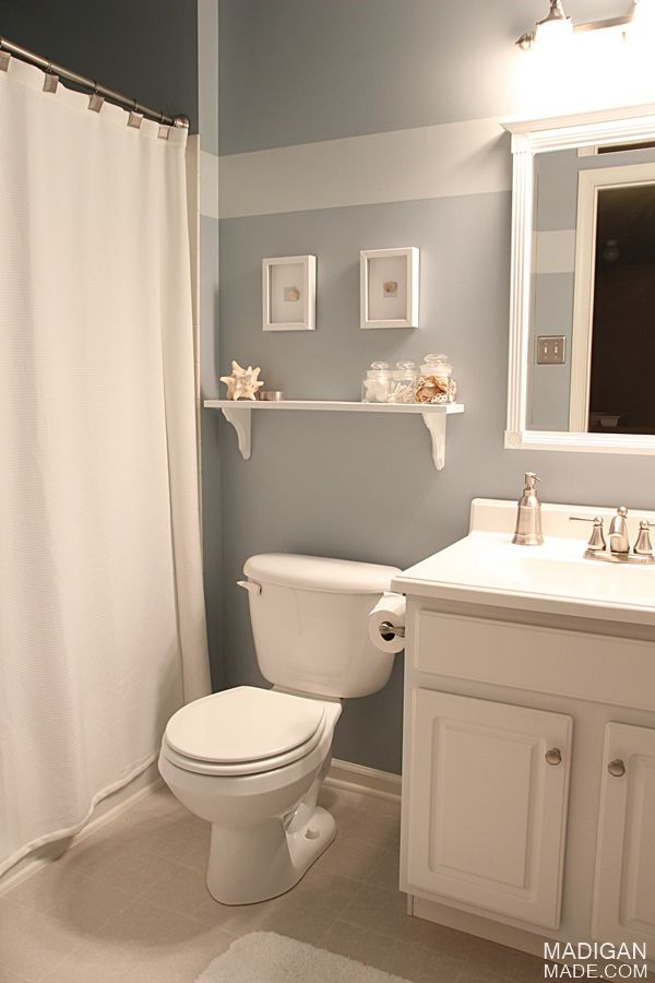 beachy guest bath decor part of the summer tour of homes with the