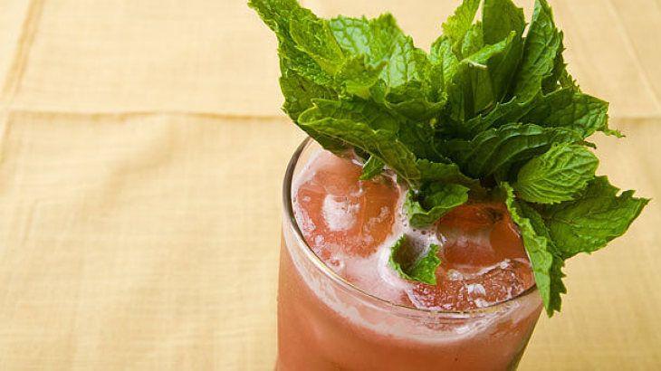 Watermelon Mint Lemonade Recipe | Food... | Pinterest