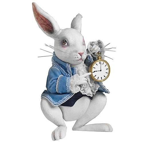 white rabbit | Alice i...