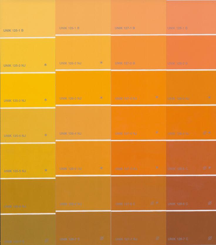 Chambre Garcon Gris Et Orange : NuancierUnikalopeinture32artixlacqmourenxarthezdebearnorthez