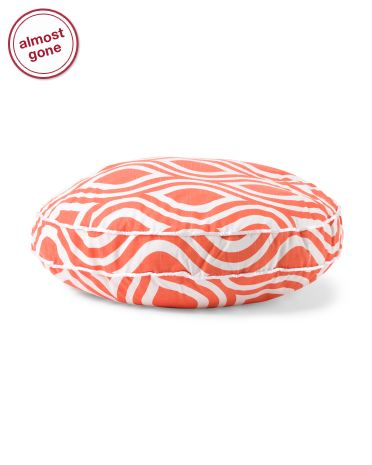 TJ Maxx Soft Round Pillow Dog Bed Fleming Pinterest