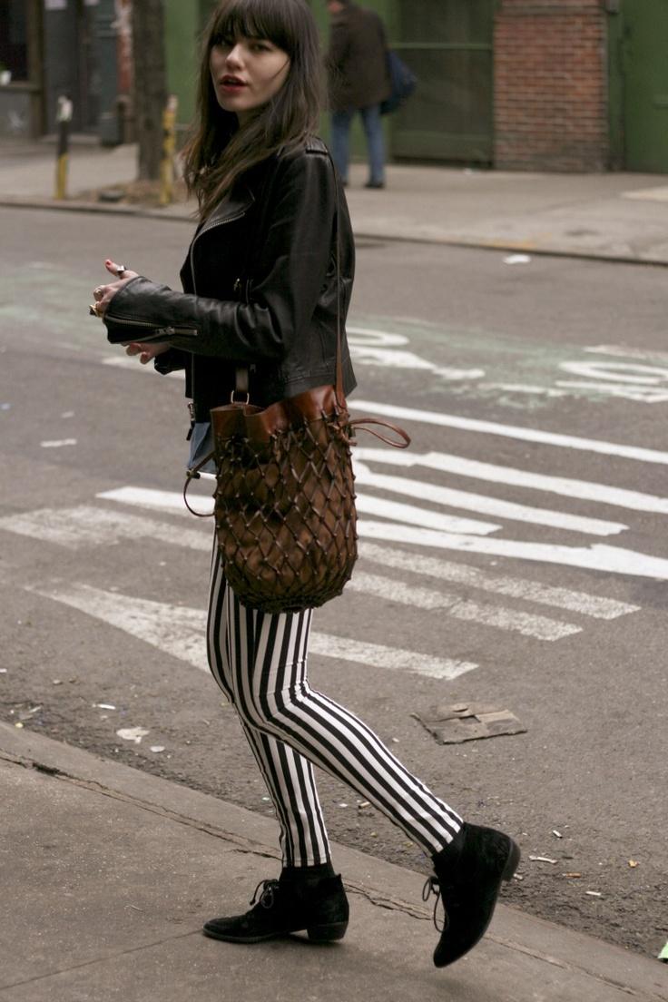 Natalie Off Duty streetstyle ❤