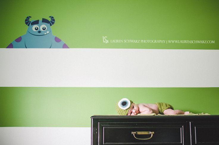 monsters inc bedroom in his monsters inc room