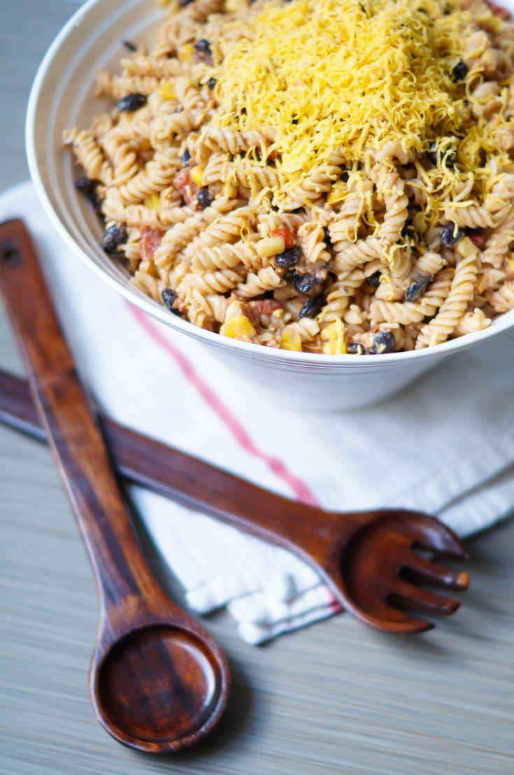 Creamy Chipotle Pasta Salad | Recipe