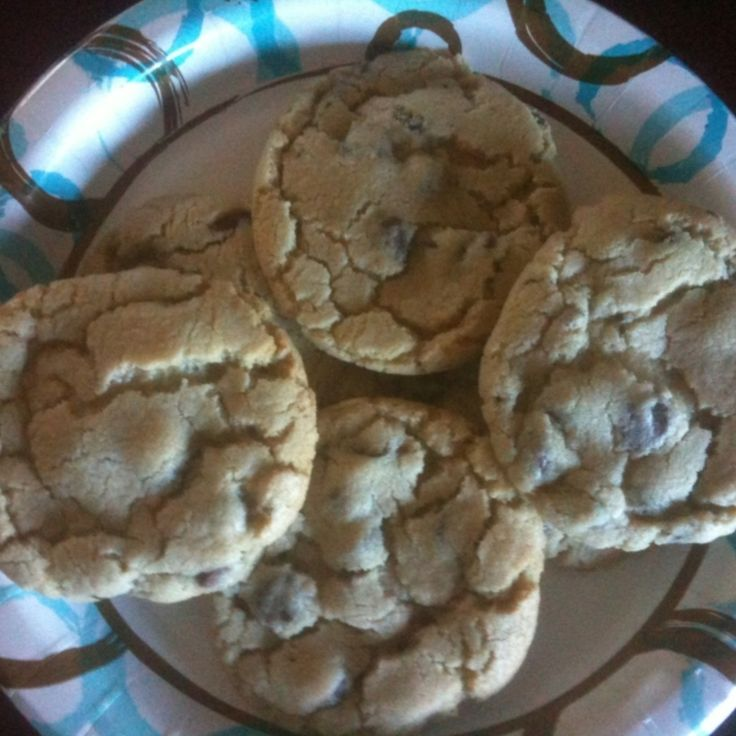 Best Big Fat Chewy Chocolate Chip Cookies Recipe | Just A Pinch ...