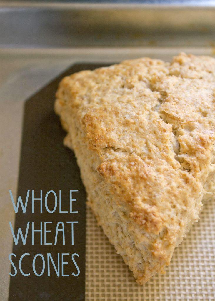 Apple-Pecan Whole Wheat Scones Recipes — Dishmaps