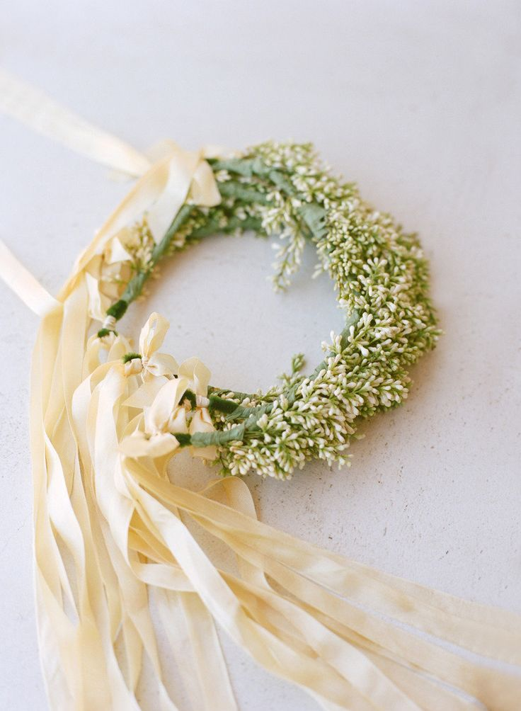 Grace Flower Halo Wedding DIY Pinterest