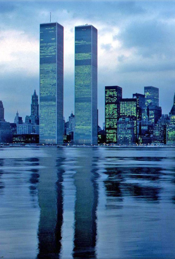 World Trade Center New York.