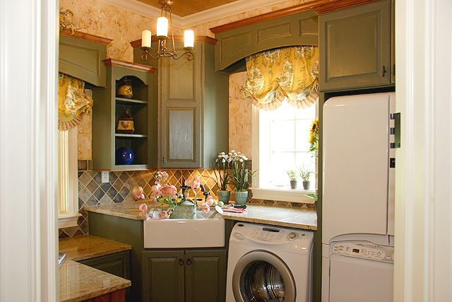 What A Beautiful Laundry Room Luxurious Laundry Rooms Pinterest