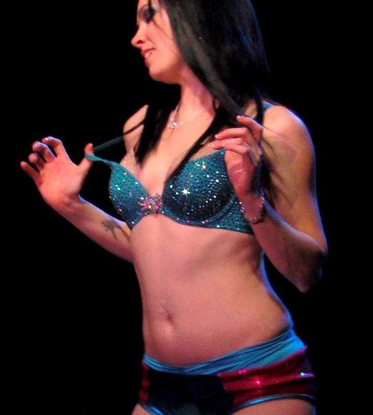 stripper dance technique