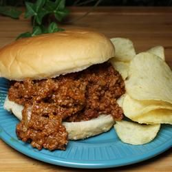 Sloppy Joes II Allrecipes.com - A perfect basic recipe that uses ...