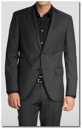 What I found out: Charcoal Suit Shirt Tie Combinations