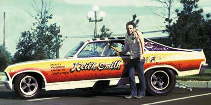 70s Funny Cars - Keith Smith   Vintage Drag Racing   Pinterest