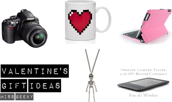 geeky valentines gifts for him