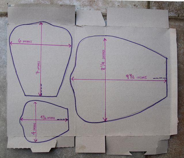 Пасхальная корзинка крючком: Вязание на