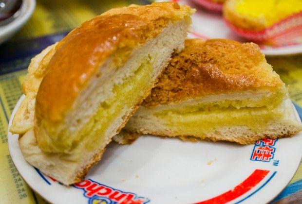 polo pao pineapple butter bun :D | A 香港茶餐厅 Hong Kong ...