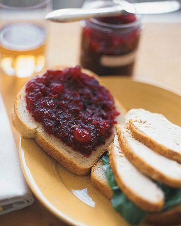 Cranberry Potpourri Jam Recipes — Dishmaps