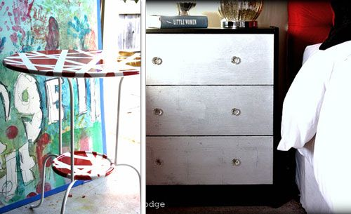 11 ideas for refinishing ikea furniture  I Wish I Could Do That  Pi