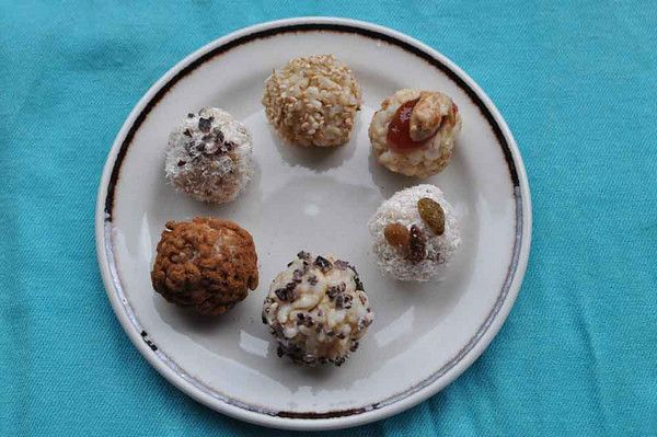 rice pudding balls | Favorite Recipes | Pinterest