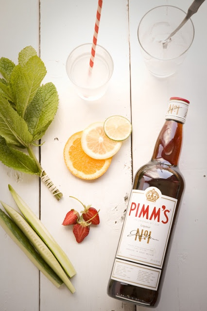 Pimm's cup | Food & Drink | Pinterest