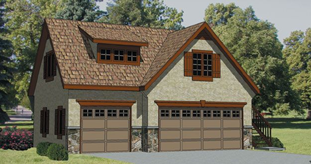 Pin By Ultimate Home Plans On Garage Home Plans Pinterest