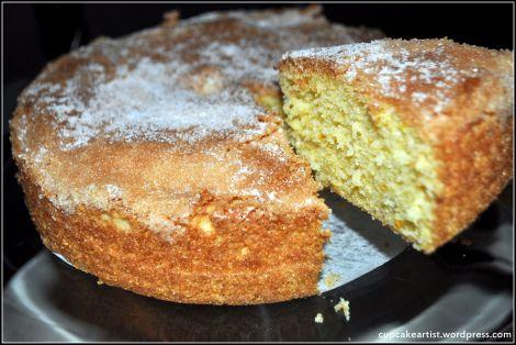 Orange Cornmeal Cake | Blog Recipes to Try | Pinterest