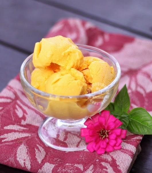 Mango Gelato Recipe — Dishmaps