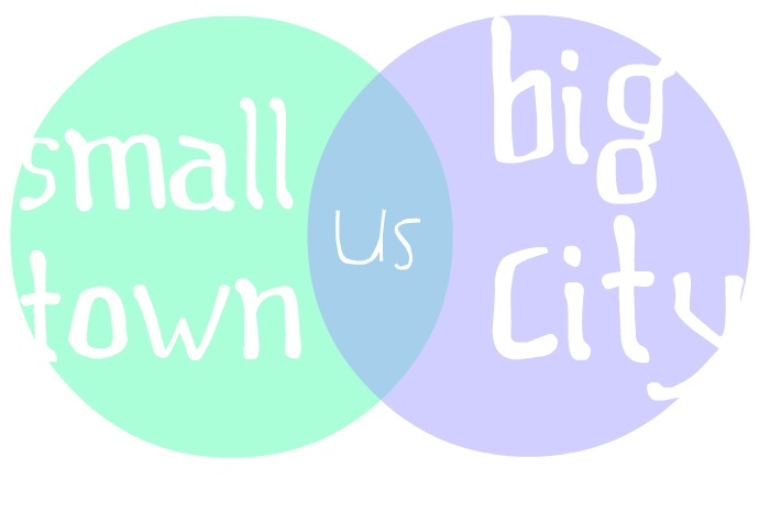 small town vs big city essays