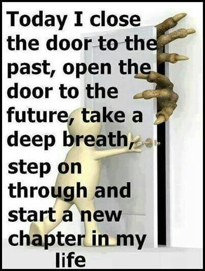 Start a new chapter in life Quotes Pinterest