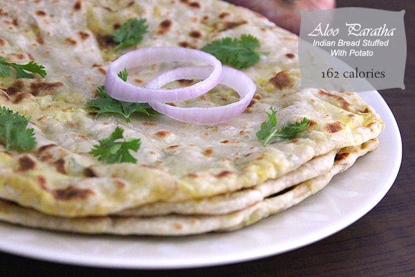 Aloo Paratha (Indian Potato Bread) Recipes — Dishmaps