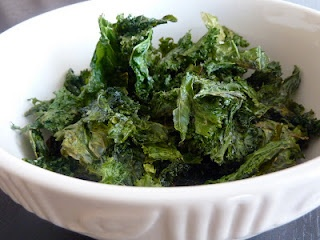 easy kale chips | healthy eating | Pinterest