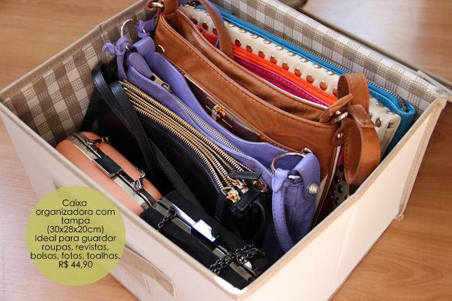 organizando o guarda-roupas conforto online publicidade borboletas na carteira-4