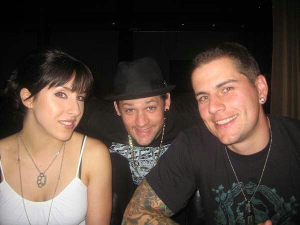 m shadows wife - photo #19