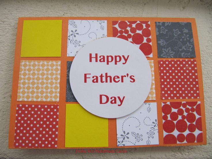 handmade fathers day cards ideas