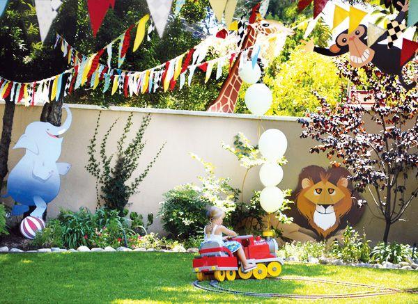 Kids Back Yard Party Ideas