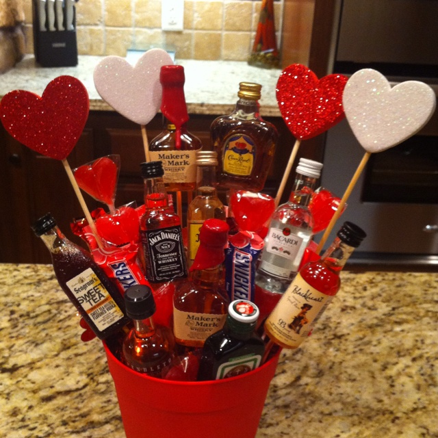 Perfect Valentines day gift for a man :) maybe just beer though.