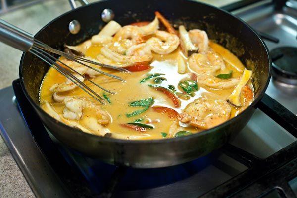 Thai Shrimp Curry | Recipe