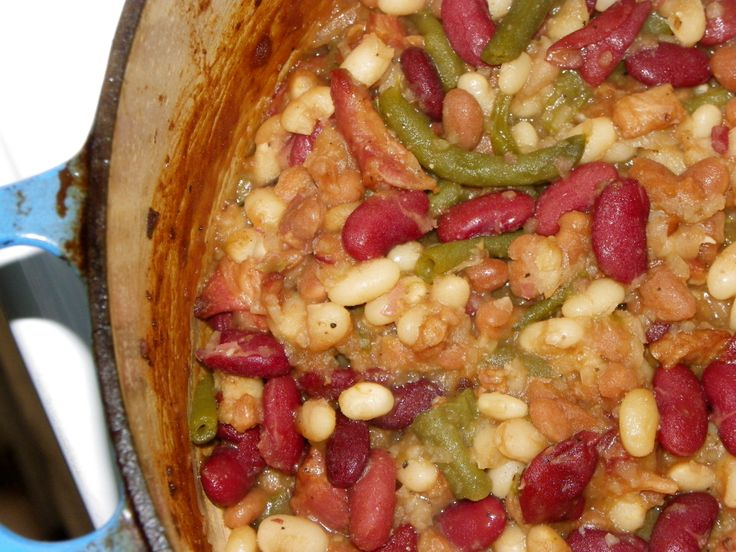 solution appalachian cider baked beans vegetarian baked beans recipe ...