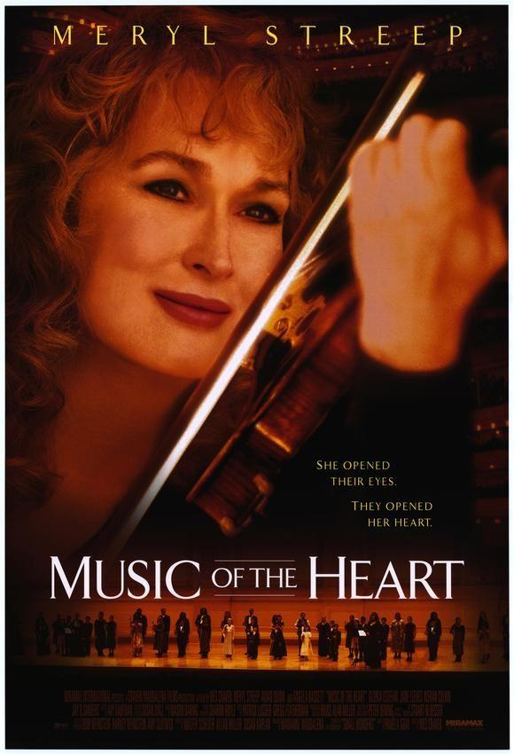 Music of the Heart | Streepsessed | Pinterest
