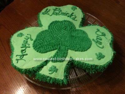 Cake Decorating St Patrick Day : st. patrick s day cake St Patricks Day Ideas Pinterest