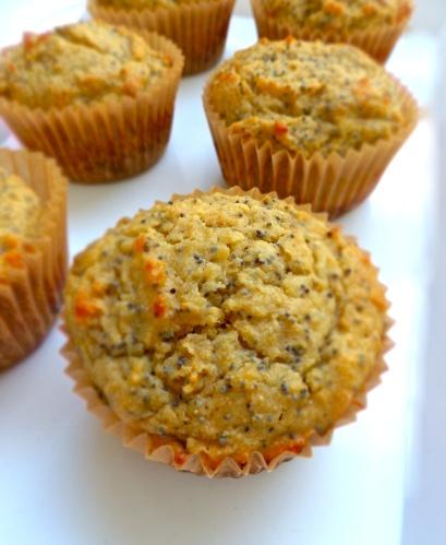 Lemon Poppy Seed Yogurt Muffins | Yum! | Pinterest