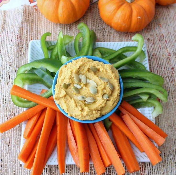 pumpkin hummus   Appetizers   Pinterest